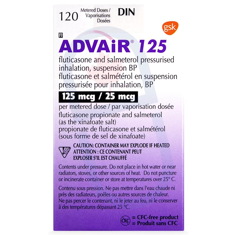Buy Advair Hfa Online From Youdrugstore Com A Canadian Pharmacy
