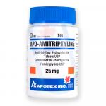 Amitriptyline 25mg