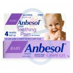 Anbesol Baby Grape Gel 7.5%