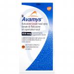Avamys (Veramyst) Nasal Spray 27.5ug