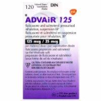 Advair (HFA Inhaler) 125/25mcg
