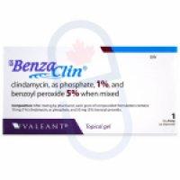 Benzaclin Gel Pump 5/1% 5./1%