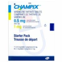 Champix (Chantix) Starter Pack