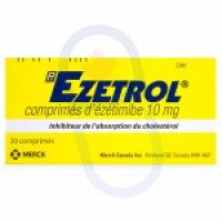 Ezetrol (Zetia) 10 mg