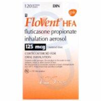 Flovent HFA 125mcg
