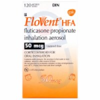 Flovent HFA 50mcg