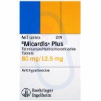 Micardis Plus 80mg/12.5mg 80/12.5mg