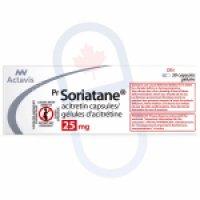 Soriatane 25mg