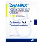 Champix (Chantix) Continue Pack 1 mg