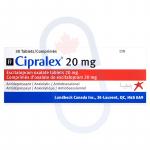 Cipralex (Lexapro) 20 mg