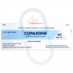 Copaxone 40mg/ml Prefilled Syringe