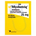 Myrbetriq 25mg