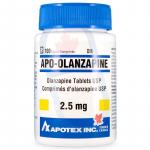Olanzapine 2.5mg