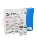 Repronex Injections 75 iu