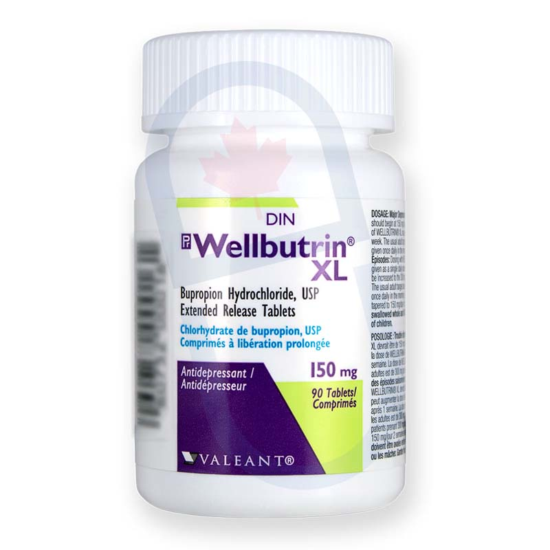 Buy Wellbutrin XL 150 mg Online From Canada | You Drugstore Wellbutrin Xl 150 Mg