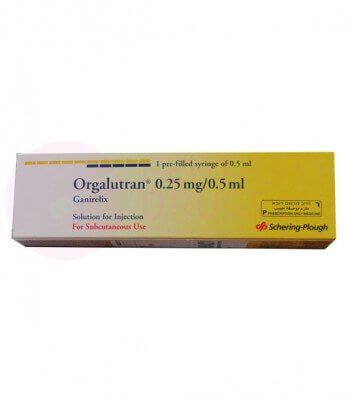 Buy Cheap Orgalutran Injections Online From Canada Low