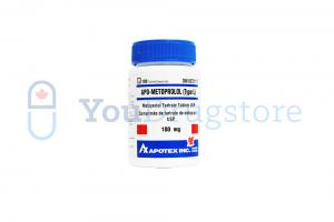 Metoprolol 100 mg Type L - reduced price